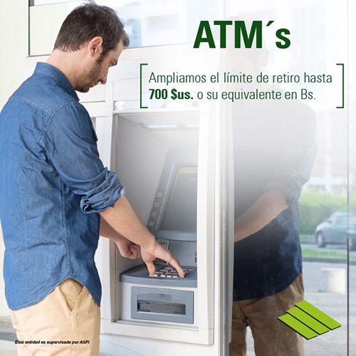 Retiro de ATM